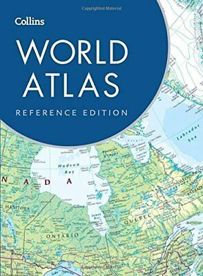 Collins World Atlas: Reference Edition by Collins Maps