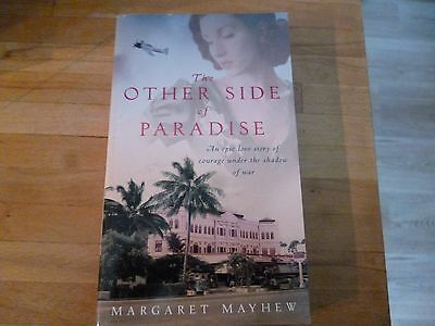 The other side of paradise by Margaret Mayhew paperback book