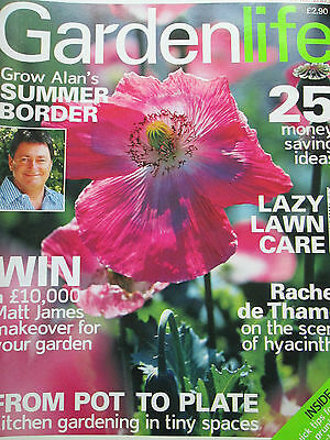 Garden Life Magazine April 05 Practical Gardening Tips, Advice And Much More