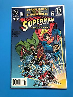 SUPERMAN THE MAN OF STEEL # 36 (DC Comics 1994) HUGE LOT (Can Combine Postage)