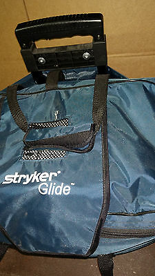 Stryker Glide Lateral Air Patient Transfer System with Case/Cart, Never Used