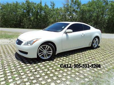 2010 Infiniti G37 Journey Carfax certified Spotless Florida beauty 2010 INFINITI G37 Coupe Journey Carfax certified Spotless Florida beauty