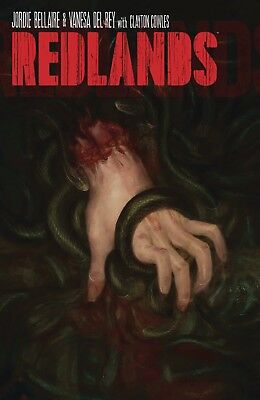 REDLANDS #1, New, First print, Image Comics (2017)