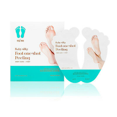 Holika Holika Baby Silky Foot One Shot Peeling 20ml (1pair)