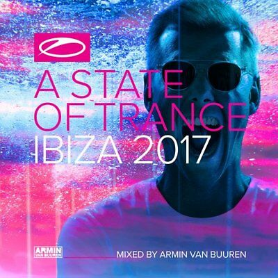 Armin Van Buuren - A State Of Trance, Ibiza 2017 (NEW 2 x CD)