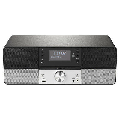 Tesco DMS1701 DAB And FM HiFi Microsystem With CD Player And Bluetooth