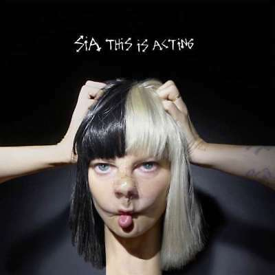 Sia - This Is Acting NEW CD