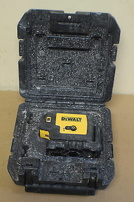 Dewalt DW085 Self Leveling 5 Beam Laser Pointer Laser Level -- Free Shipping!