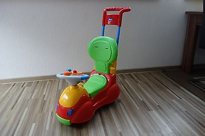 Chicco 67068 4 in 1 Car: : Spielzeug
