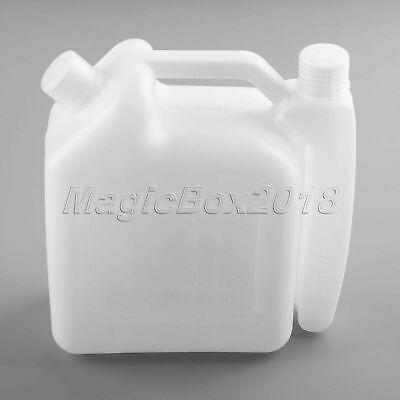 Fuel Petrol Oil Mixing Bottle 25:1 50:1 Tank Container 1L Chainsaw Trimmer Parts