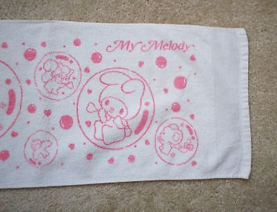 My Melody Towel Terrycloth Fabric