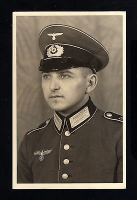16679-GERMAN EMPIRE-MILITARY REAL PHOTO GERMAN Soldier.WWII.DEUTSCHES REICH