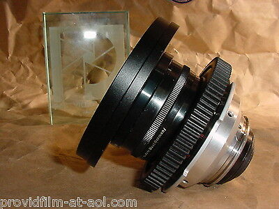 SET OF 3 REGENERATED Classic Schneider 35MM & S35MM Cinema Lenses w/UPGRADES WOW
