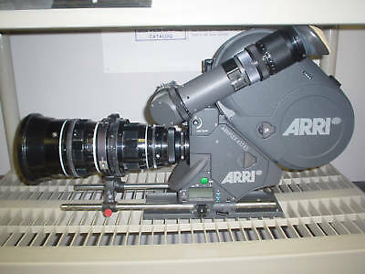 Arri 35mm cameras: 435-ES, 35BL-EVO, 35-2B. START A BUSINESS. READ TO BUY…………...