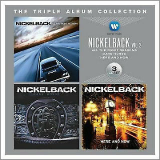 The Triple Album Collection Vol.2 von Nickelback (2015)