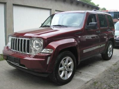 Jeep Cherokee Limited Exclusive 2,8 CRD