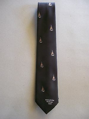 1983 America's Cup neck tie