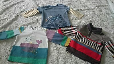 catimini baby boys shirt bundle 12 Months
