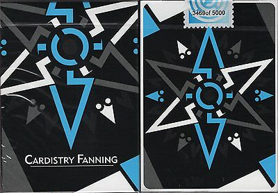 Cardistry Fanning Playing Cards Poker Size Deck USPCC Custom Limited Edition New