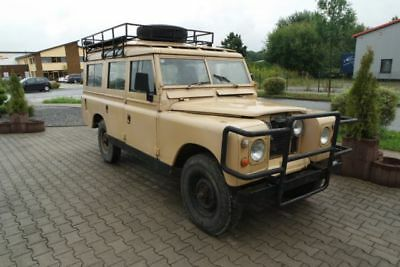 Land Rover Serie II 108 5 trg.