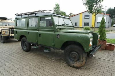 Land Rover Serie II 108 5trg