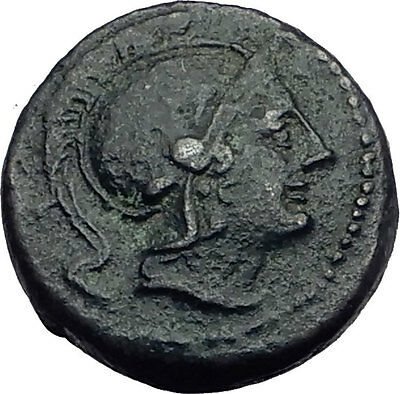 Roman Republic Anonymous 217BC 2nd Punic War v Hannibal Time Ancient Coin i63499
