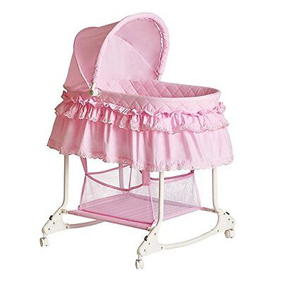 Dream On Me Willow Bassinet New