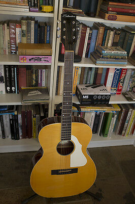 Silvertone 600 Series Acoustic Guitar - Vintage Style - Spruce Top - Low Action