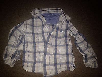 Mayoral Boys Checked Shirt 12 Months