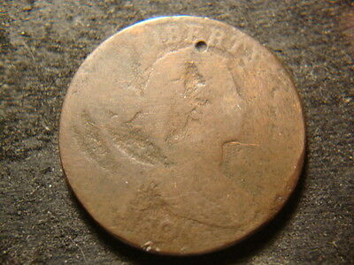 1804 Dated Draped Bust Large Cent  Decent Look UTH