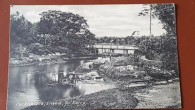 Postcard - Parknasilla Sneem Co. Kerry Republic of Ireland 1948