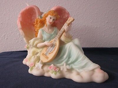 """Seraphim Classics Angel """"Juliette""""~Music's Gift~Limited Edition**Numbered**COA**"""