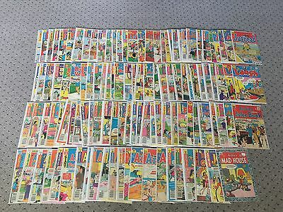 Archie Comics 114 Issue Bronze Age Lot (Early 70's to Early 80's) GD-FN