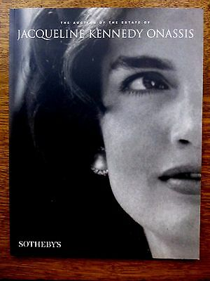 Sotheby's Commemorative: The Auction Of The Estate Of Jacqueline Kennedy Onassis