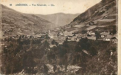 73 Areches Vue Generale