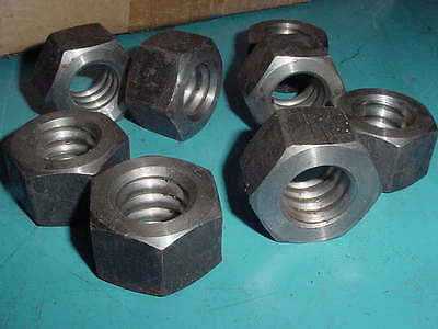 "200 7/8"" - 4.5 Coil thread nuts for concrete form bolts"