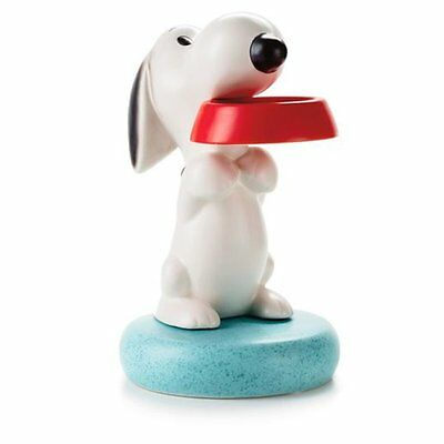 Hallmark Peanuts Snoopy Coin Bank With Dog Dish