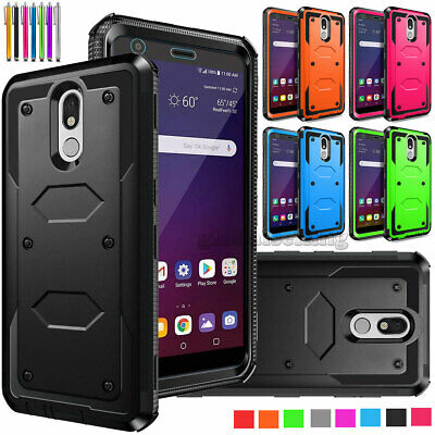 For LG V20 Case Dual Layer Shockproof Hybrid Rugged Rubber Hard Slim Armor Cover