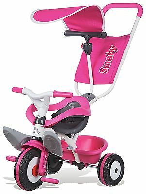 Smoby Baby Balade Trike - Rose. From the Official Argos Shop on ebay