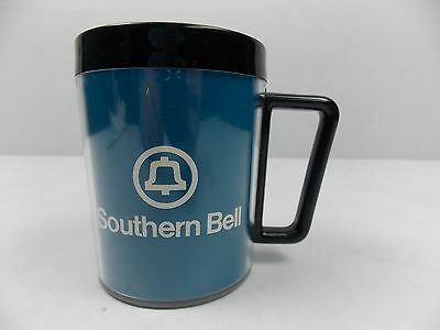 Southern Bell Coffee Mug Cup Plastic Bell Logo #1318