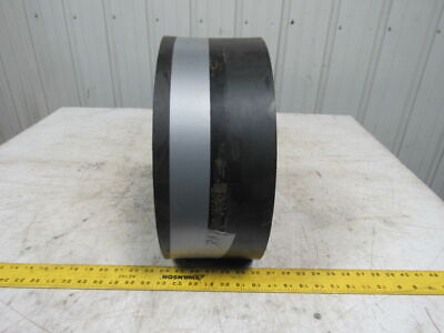 "1/2"" x 6"" X 24' Skirtboard Solid Rubber for Conveyor Belts"