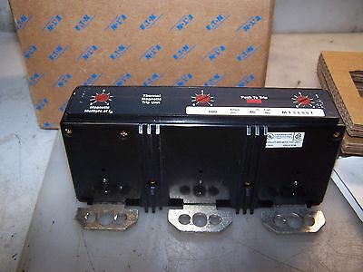 New Eaton Cutler Hammer 800 Amp Thermal Magnetic Trip Unit Mt3800T