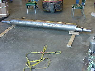 Cedarapids? Vibrating Offset Shaker Screen Shaft 3720-M160A-2824 120031-007