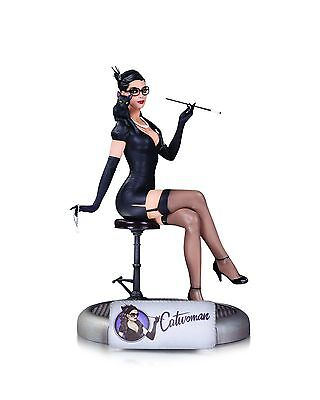 DC Comics Bombshells Catwoman Statue by Dc Collectibles