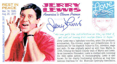 COVERSCAPE computer generated Jerry Lewis Memorial event cover