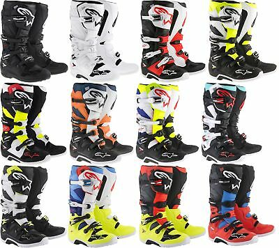 Alpinestars Tech 7 Offroad MX Boots Mens All Sizes & Colors