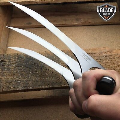 New X-Men Wolverine Blade Claws High Quality of Refinement Cosplay LOGAN USA-M
