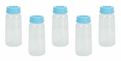 Spectra Milk Storage Bottles (Pack Of 5 Bottles)