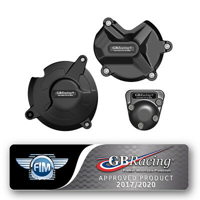 GBRacing Engine Case Cover Set for BMW S1000RR S1000R S1000XR