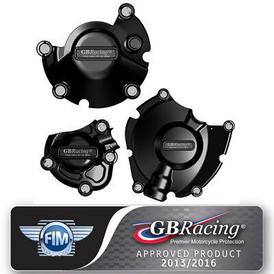 GBRacing Engine Case Cover Set for Yamaha YZF-R1